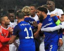 Video: Everton vs Olympique Lyon