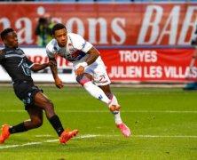 Video: Troyes vs Olympique Lyon