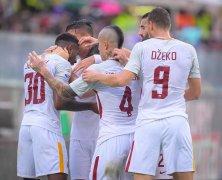 Video: Fiorentina vs AS Roma