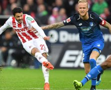 Video: Cologne vs Hoffenheim