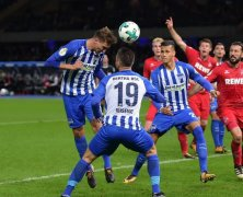 Video: Hertha BSC vs Cologne