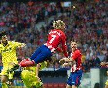 Video: Atletico Madrid vs Villarreal