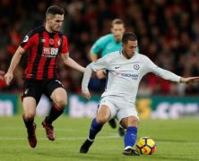 Video: AFC Bournemouth vs Chelsea