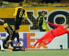 Video: Young Boys vs Dynamo Kyiv