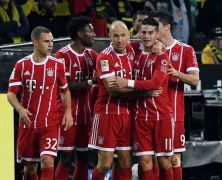 Video: Borussia Dortmund vs Bayern Munich