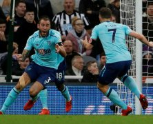 Video: Newcastle United vs AFC Bournemouth