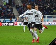 Video: Hoffenheim vs Eintracht Frankfurt
