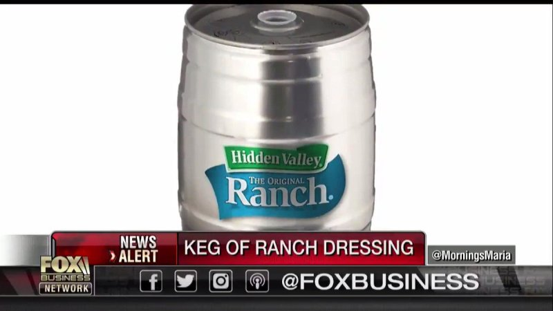 Large Of Keg Of Ranch