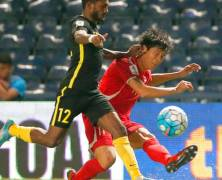 Video: Malaysia vs Triều Tiên