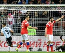 Video: Nga vs Argentina