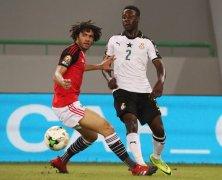 Video: Ghana vs Egypt