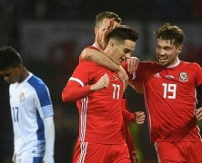 Video: Wales vs Panama