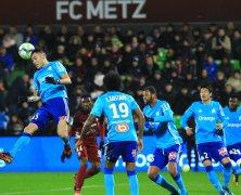 Video: Metz vs Olympique Marseille