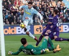 Video: SPAL vs Fiorentina