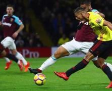 Video: Watford vs West Ham United