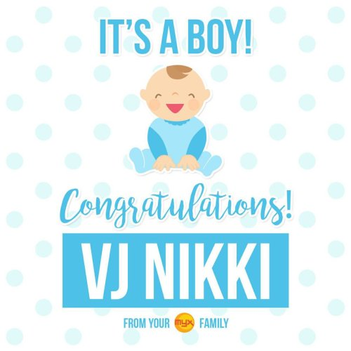 Mutable Congratulations To Vj Has Given Birth To A Healthy Babyboy Congratulations To Vj Has Given Birth To A Congratulations On Your Baby Boy Islamic Congratulations On Your Baby Boy Christian