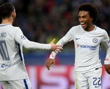 Video: Qarabag vs Chelsea