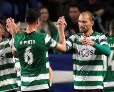 Video: Sporting CP vs Olympiakos Piraeus
