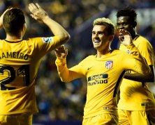 Video: Levante vs Atletico Madrid