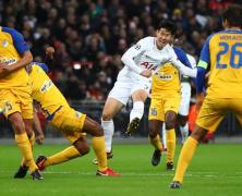 Video: Tottenham Hotspur vs APOEL
