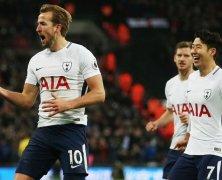 Video: Tottenham Hotspur vs Stoke City