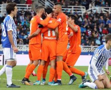 Video: Real Sociedad vs Malaga