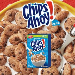 Small Crop Of Chips Ahoy Cereal