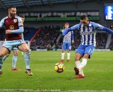 Video: Brighton & Hove Albion vs Burnley