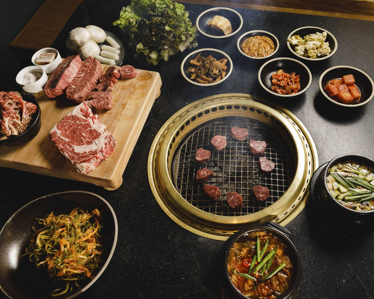 Fullsize Of Cote Korean Steakhouse