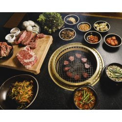 Small Crop Of Cote Korean Steakhouse