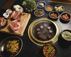 Small Of Cote Korean Steakhouse
