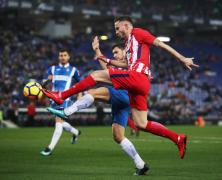 Video: Espanyol vs Atletico Madrid