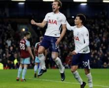 Video: Burnley vs Tottenham Hotspur