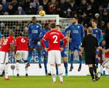 Video: Leicester City vs Manchester United