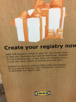 Small Of Ikea Wedding Registry