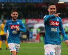 Video: Napoli vs Hellas Verona