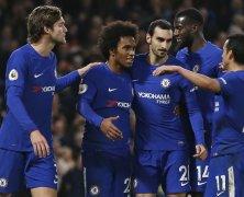 Video: Chelsea vs Stoke City