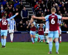 Video: Huddersfield Town vs Burnley