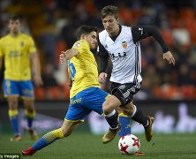 Video: Valencia vs Las Palmas