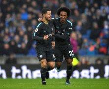 Video: Brighton & Hove Albion vs Chelsea