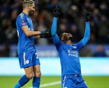 Video: Leicester City vs Fleetwood Town