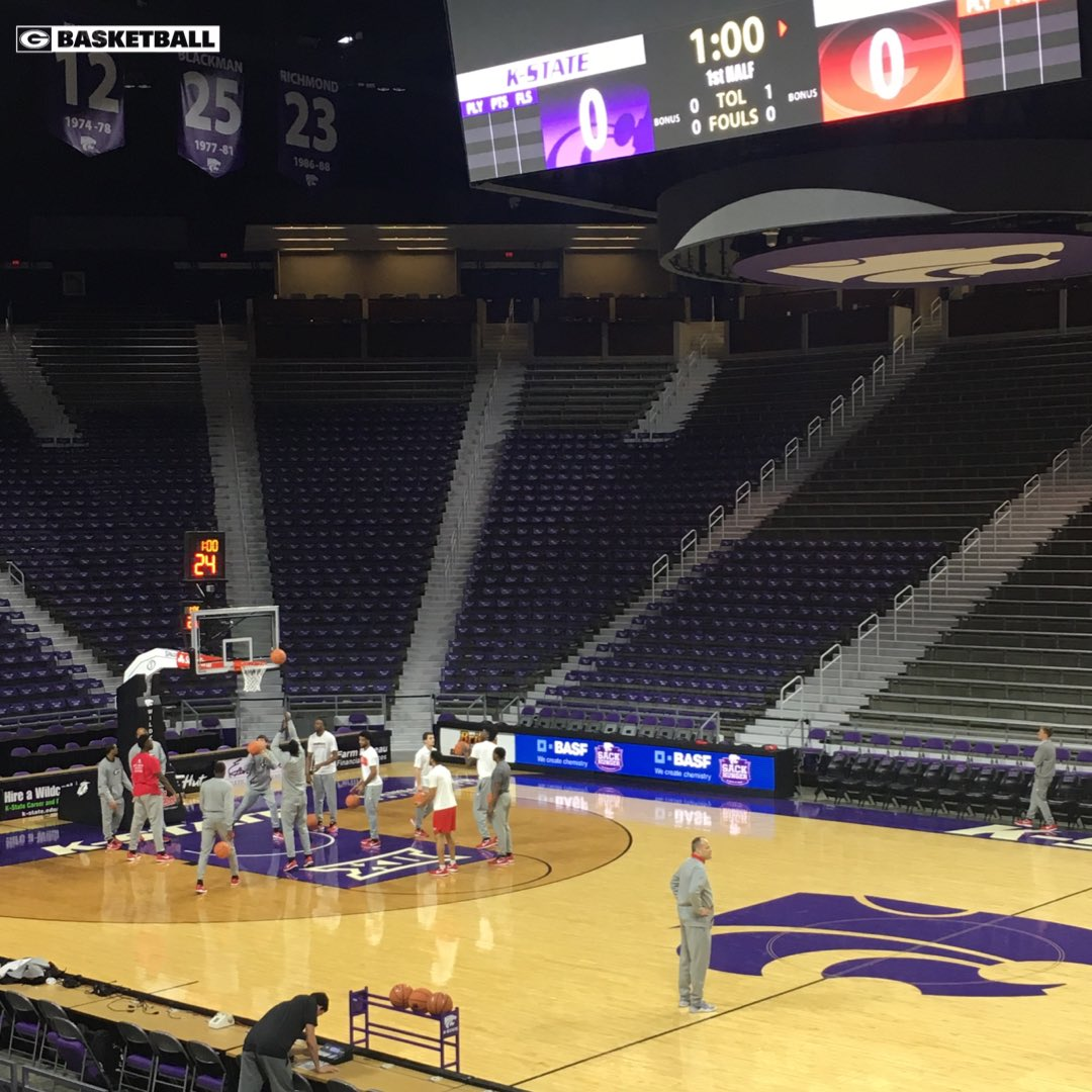 Floor Manhattan Georgia Basketball On Dawgs Have Arrived A Quick Workout At Bramlage Georgia Basketball On Dawgs Have Arrived Manhattan Aregetting curbed Dawg House Uga