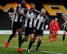 Video: Notts County vs Swansea City