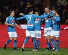 Video: Benevento vs Napoli