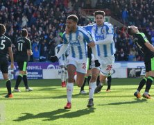 Video: Huddersfield Town vs AFC Bournemouth