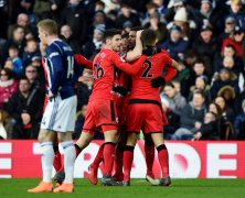 Video: West Bromwich Albion vs Huddersfield Town
