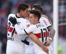 Video: Stuttgart vs Eintracht Frankfurt