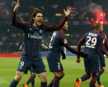 Video: PSG vs Olympique Marseille