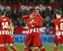 Video: Sevilla vs Atletico Madrid
