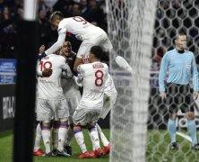Video: Olympique Lyon vs Villarreal